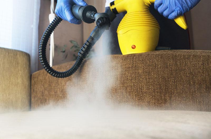 Dampfreinigung Möbel
