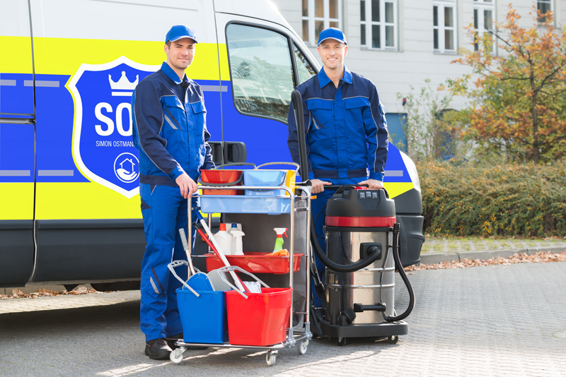 Simon Ostmann Dienstleistungsservice Reinigung